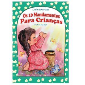 10 mandamentos para crianças