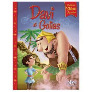 Histórias Bíblicas Favoritas Davi e Golias