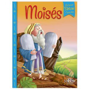 Histórias Bíblicas Favoritas: Moisés