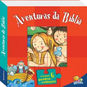 Livro Aventura da Bíblia