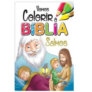 Vamos Colorir a Bíblia Salmos