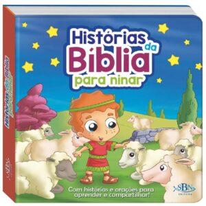 Histórias da Bíblia para ninar