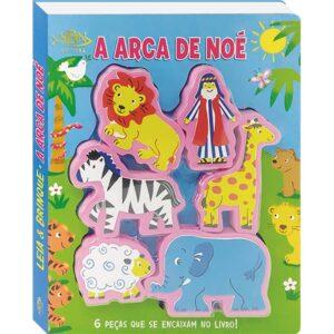 Leia e Brinque: A Arca de Noé