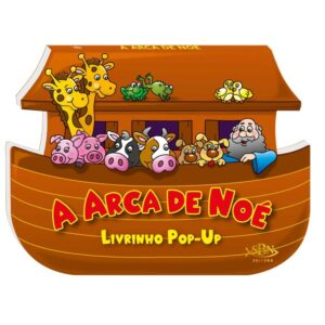 Livrinho Pop-up: A Arca de Noé