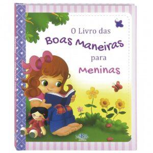 Livro das Boas Maneiras para meninas