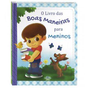 Livro das Boas Maneiras para meninos