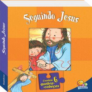 Livro Seguindo a Jesus Cristo