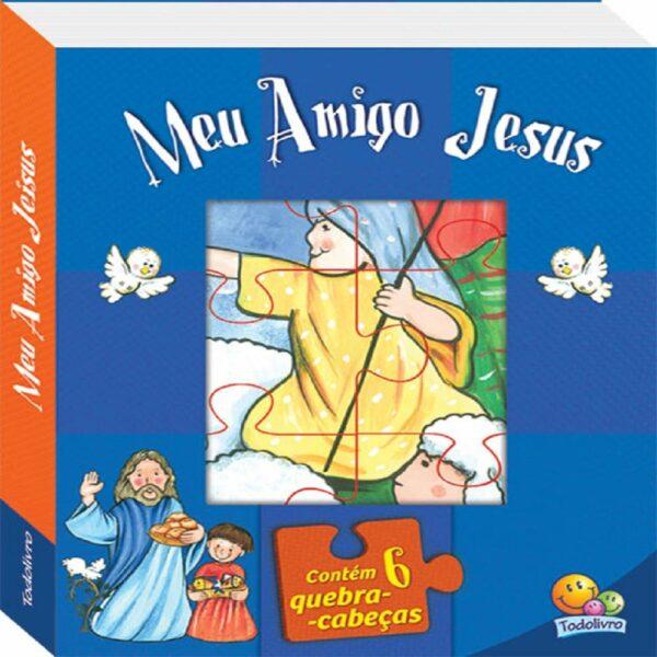 Livro Meu Amigo Jesus