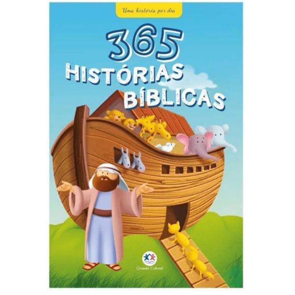 365 Histórias bíblicas