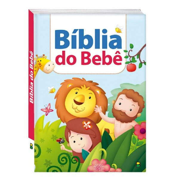 Bíblia do Bebê - Maravilhas da Bíblia