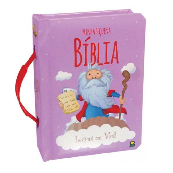 Leve-me Com Você! Minha Pequena Bíblia