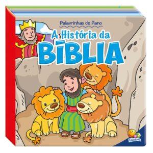 PALAVRINHAS DE PANO A HISTÓRIA DA BÍBLIA