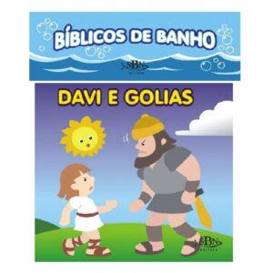 Bíblicos de Banho Davi e Golias