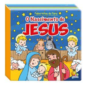 Palavrinhas de Pano o Nascimento de Jesus