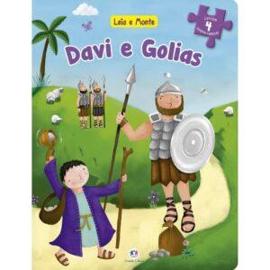 Leia e Monte - Davi e Golias