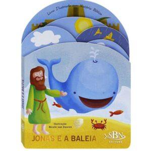 Amigos do Criador: Jonas e a Baleia