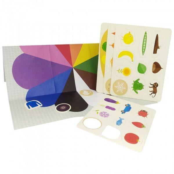 Montessori Meu Primeiro Box de Atividades... Cores