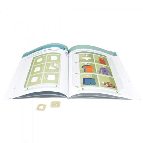 Montessori Meu Primeiro Livro de Atividades... Lar