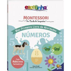 Montessori Meu Primeiro Livro de Atividades... Números